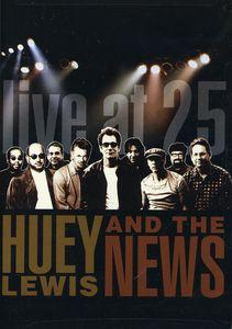 【1】HUEY LEWIS & THE NEWS / LIVE AT 25 (輸入...