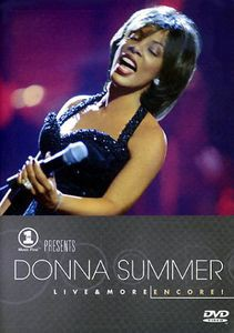 DONNA SUMMER / VH-1 LIVE & MORE ENCORE (輸入盤...