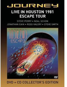 JOURNEY / LIVE IN HOUSTON 1981: THE ESCAPE TOU...