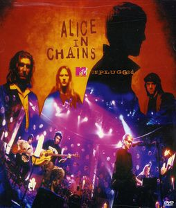 ALICE IN CHAINS / MTV UNPLUGGED (輸入盤DVD) (...