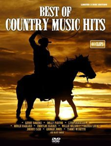 VA / BEST OF COUNTRY MUSIC HITS (輸入盤DVD)
