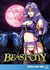 【0】BEAST CITY (アニメ輸入盤DVD)