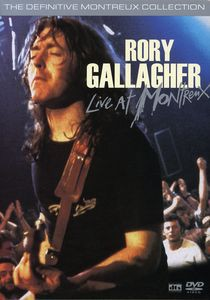 【1】RORY GALLAGHER / LIVE AT MONTREUX / DEFIN...
