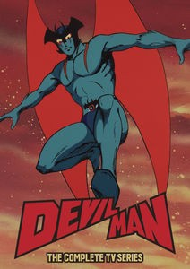 DEVILMAN COMPLETE TV SERIES (5PC) (アニメ輸入...
