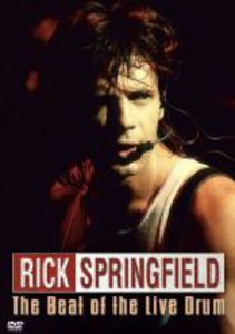 RICK SPRINGFIELD / BEAT OF THE LIVE DRUM (輸入...
