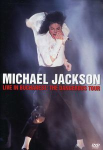 MICHAEL JACKSON / LIVE IN BUCHAREST (輸入盤DVD...