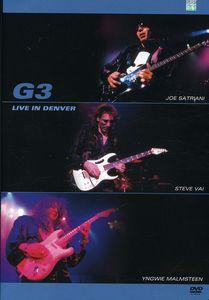 G3 (JOE SATRIANI/STEVE VAI/YNGWIE MALMSTEEN) /...