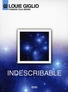 LOUIE GIGLIO / INDESCRIBABLE (輸入盤DVD)