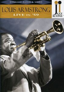 【0】LOUIS ARMSTRONG / JAZZ ICONS (輸入盤DVD) ...