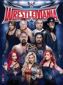 【1】WWE WRESTLEMANIA 32 (3PC) (輸入盤DVD) (20...