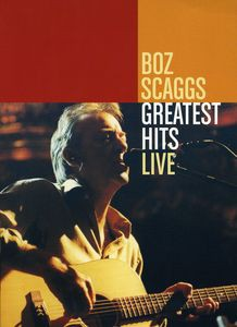 【1】BOZ SCAGGS / GREATEST HITS LIVE (輸入盤DV...