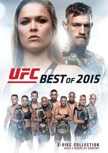 UFC: BEST OF 2015 (2PC) (輸入盤DVD)