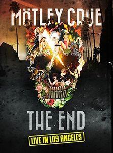【0】MOTLEY CRUE / END: LIVE IN LOS ANGELES (...