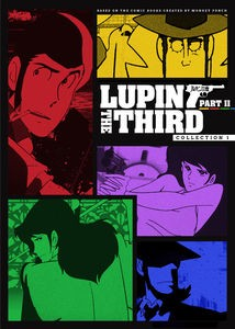 LUPIN THE 3RD: SERIES 2 BOX 1 (6PC)(アニメ輸入...