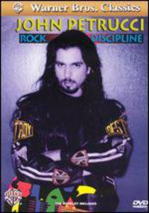 【0】JOHN PETRUCCI / ROCK DISCIPLINE (輸入盤DV...