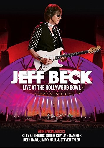 【0】JEFF BECK / LIVE AT THE HOLLYWOOD BOWL (...