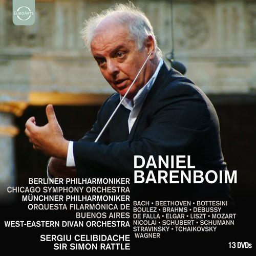 DANIEL BARENBOIM / DANIEL BARENBOIM BOX: CONDU...