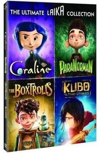ULTIMATE LAIKA COLLECTION (4PC)(アニメ輸入盤DV...