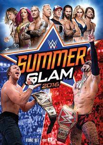 【1】WWE: SUMMERSLAM 2016 (輸入盤DVD)(2016/10/...
