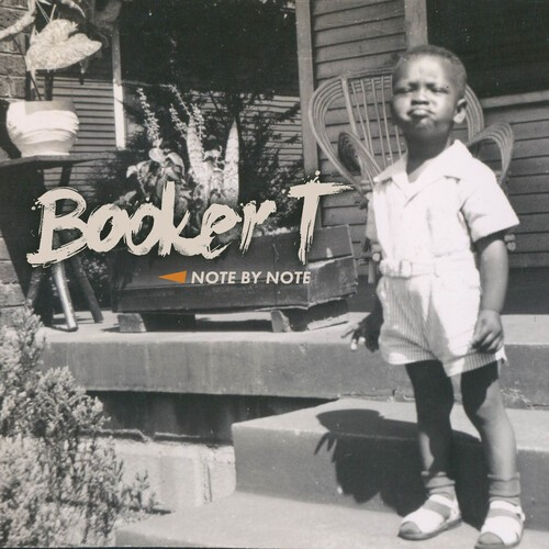 Booker T Jones / Note By Note (Digipak) (2019/...