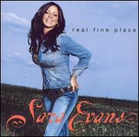 Sara Evans / Real Fine Place (輸入盤CD) (サラ...