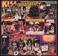 Kiss / Unmasked (輸入盤CD)(キッス)