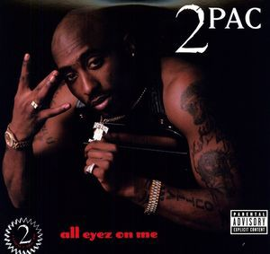 2Pac / All Eyez On Me【輸入盤LPレコード】(2...