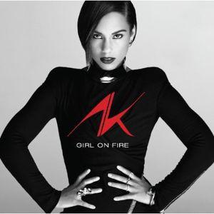 Alicia Keys / Girl On Fire【輸入盤LPレコード...