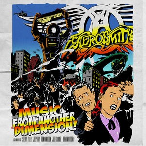 Aerosmith / Music From Another Dimension (w/CD...