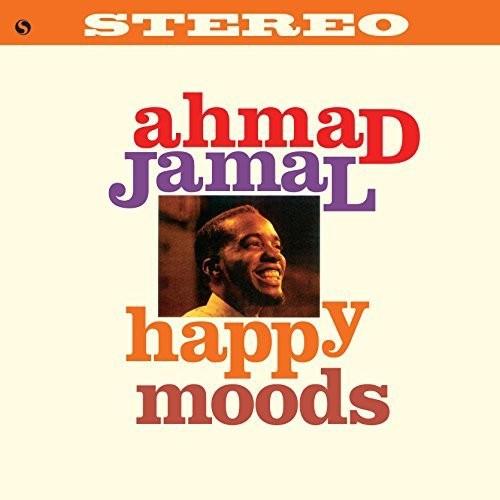 Ahmad Jamal / Happy Moods + 1 Bonus Track(180g...