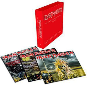 Iron Maiden / Vinyl Collector Set (カナダ盤)...