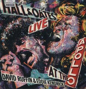 Hall & Oates / Live At The Apollo【輸入盤LPレ...