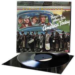 Curtis Mayfield / There's No Place Like Americ...