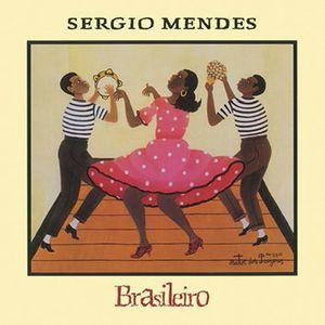 Sergio Mendes / Brasileiro (オランダ盤)【輸...