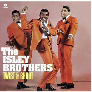 Isley Brothers / Twist & Shout (UK盤)【輸入盤L...