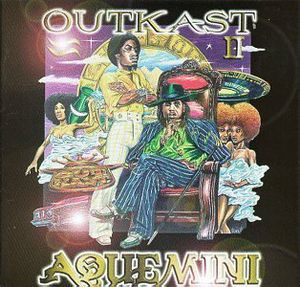 OutKast / Aquemini【輸入盤LPレコード】(アウ...