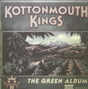 Kottonmouth King / Green Album【輸入盤LPレコー...