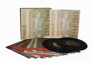 Charlie Parker / Complete Savoy Dial Recording...
