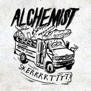 Alchemist / Retarded Alligator Beats【輸入盤LP...
