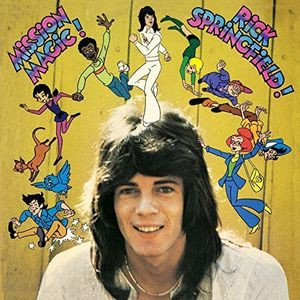 Rick Springfield / Mission Magic!【輸入盤LPレ...