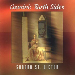 Sandra St Victor / Gemini : Both Sides (UK盤)...