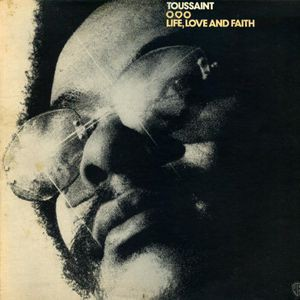 Allen Toussaint / Life Love & Faith【輸入盤LP...