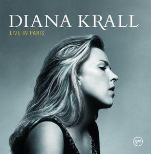 Diana Krall / Live In Paris (180gram Vinyl)【...