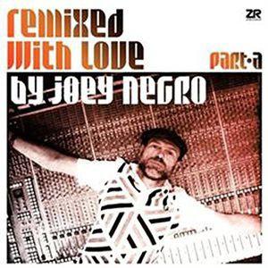 Joey Negro / Remixed With Love【輸入盤LPレコー...