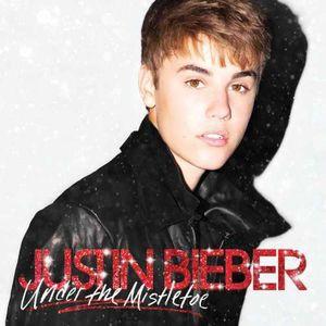 Justin Bieber / Under The Mistletoe 【輸入盤LP...