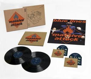 Massive Attack / Blue Lines (w/CD) (w/DVD) (リ...