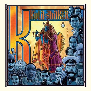 Kula Shaker / K (180gram Vinyl) 【輸入盤LPレコ...