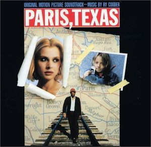 Ry Cooder (Soundtrack) / Paris Texas (Colored ...