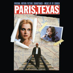 Ry Cooder (Soundtrack) / Paris Texas (Blue) (C...