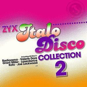 VA / ZYX Italo Disco Collection 2【輸入盤LPレ...